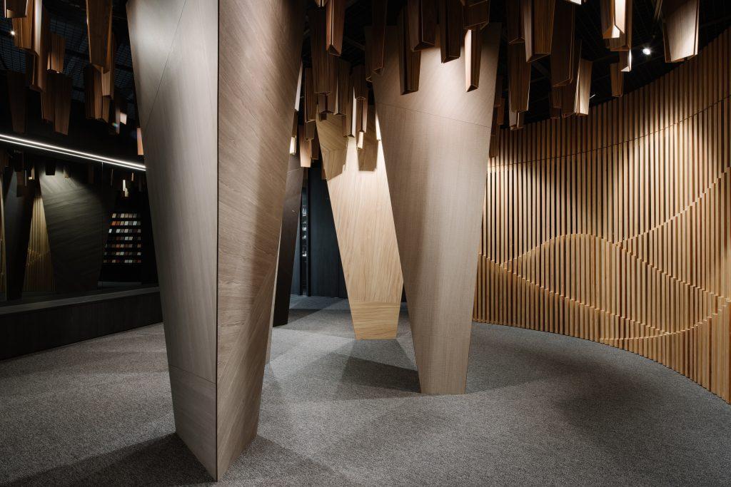 Showroom for EDL laminates