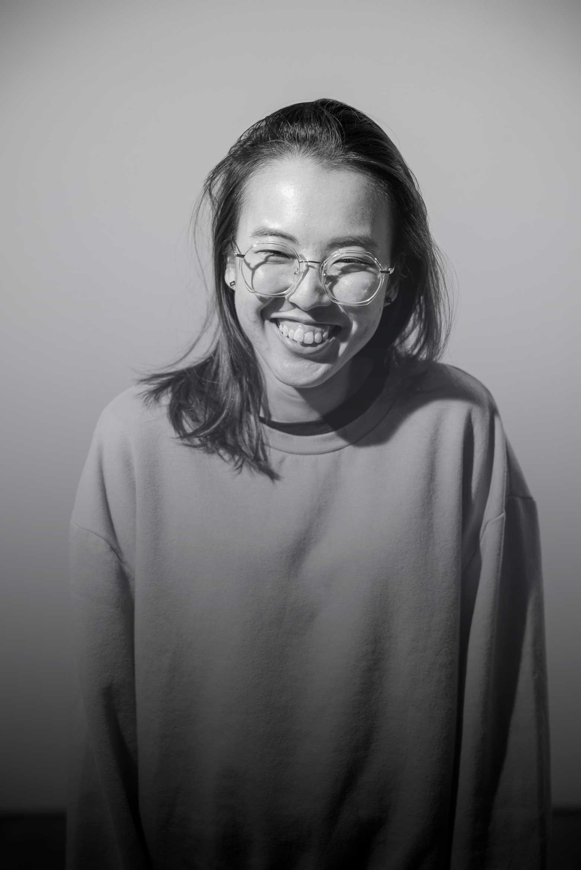 Sam Teo smiling